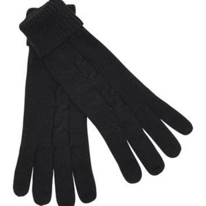 Long Tall Sally Cable Detail Knitted Gloves NWT